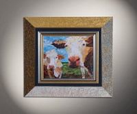 Paper Paintings 7