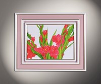 Flowers, Lanscapes and abstract watercolors 1