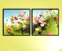 Луговые цветы 1, Луговые цветы 2