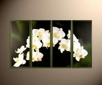 Орхидея (4 сегмента)
