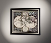 Древняя карта 11