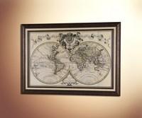 Древняя карта 13
