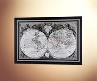 Древняя карта 14