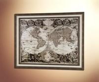 Древняя карта 15