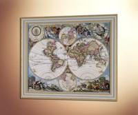 Древняя карта 16