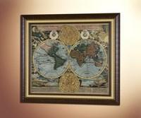 Древняя карта 17