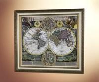 Древняя карта 18