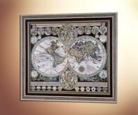 Древняя карта 19