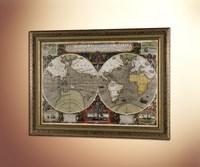 Древняя карта 21