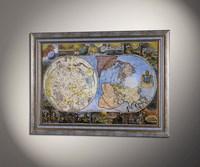 Древняя карта 25