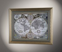 Древняя карта 27