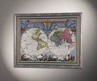Древняя карта 30