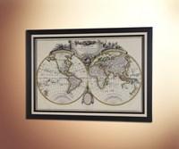 Древняя карта 33