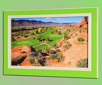 Moab Golf Club, Utah, USA