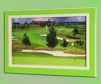 Golf Resort Karlstein, Liteh, Czech Republic