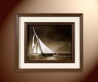 Sailing Yacht Mohawkat Sae, 1895