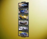 """Citroen GT"", ""Ferrari California"", ""Artega GT"", ""Pagani Zonda R"