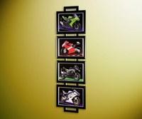 """2008 Kawasaki Ninja ZX-10R Motorcycle"", ""2008 Aprilla Tigcraft"