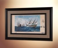 Первые корабли 17го века